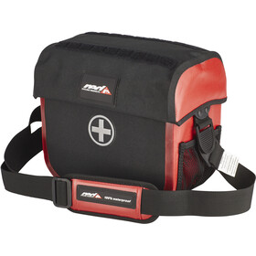Red Cycling Products WP100 Pro II Borsello rosso/nero